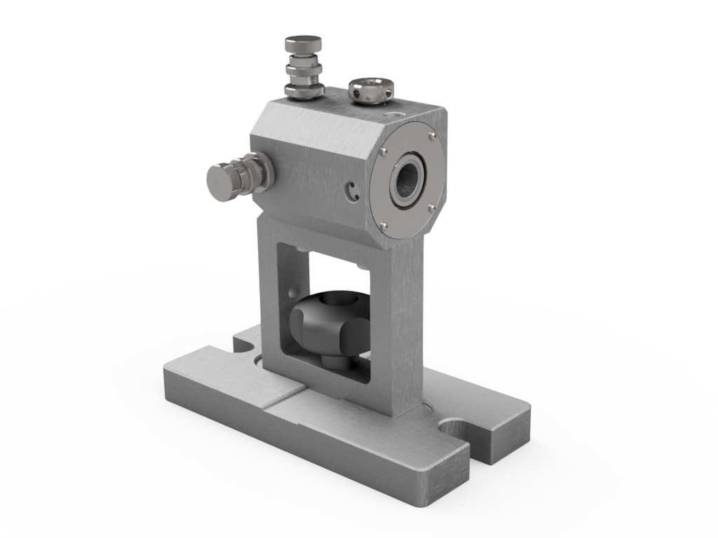 meax poiting fixture